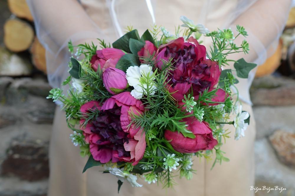 990527eed78 Svatební kytice